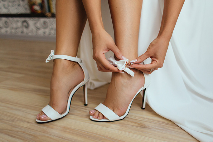 23 Shoes You'll Want To Wear on Your Wedding Day